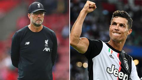 Ronaldo tự tin, Klopp thận trọng về kết quả bốc thăm vòng bảng Champions League 2019/20