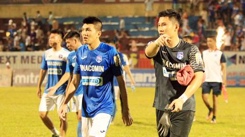 Than Quảng Ninh và nỗi lo... play-off