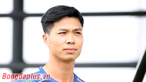 Công Phượng quyết rũ bỏ vận đen ngày trở về đội tuyển Việt Nam