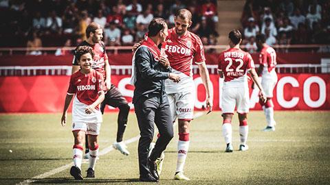 Slimani khiến người Monaco quên nhanh Falcao