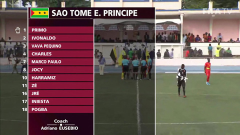 Pogba và Iniesta thi đấu ở VL World Cup 2022 khu vực châu Phi