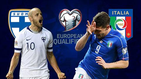 Nhận định bóng đá Phần Lan vs Italia, 01h45 ngày 9/9: Cuộc chiến vì ngôi đầu
