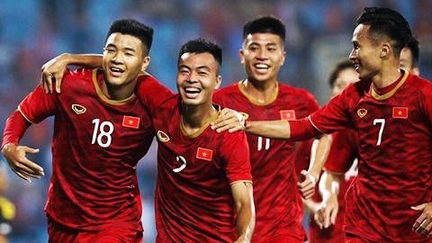 Đội hình mạnh nhất của U22 Việt Nam đấu U22 Trung Quốc