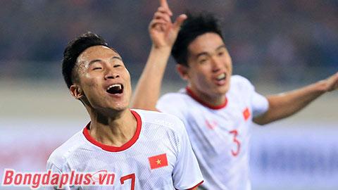 U22 Việt Nam bất bại 10 trận cùng HLV Park Hang Seo