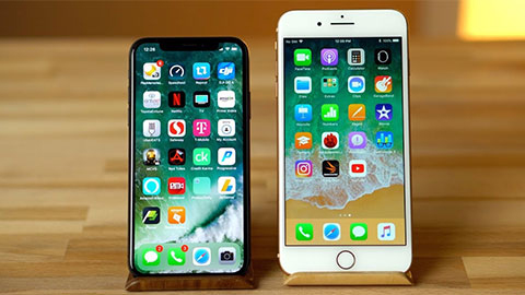 iPhone 6s Plus, iPhone 7 Plus, iPhone X giảm giá sốc đầu tháng 9