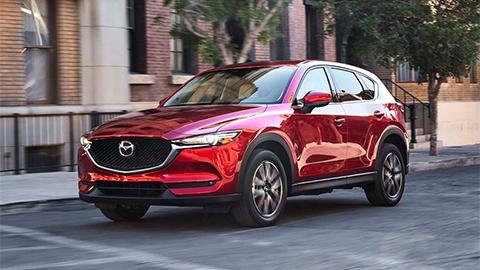 Mazda CX-5, Toyota Fortuner, Chevrolet Trailblazer đồng loạt giảm giá rất mạnh