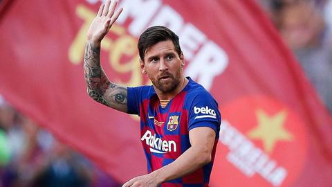 Barca đề nghị Messi hợp đồng chưa từng có