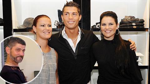 Hiếu thảo như chị em nhà Ronaldo