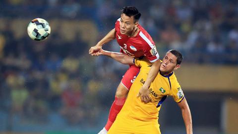 Trụ cột ĐT Việt Nam sẵn sàng tỏa sáng ở V.League