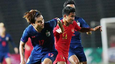 Indonesia nhận báo cáo về lối chơi của Thái Lan từ 2 mật thám