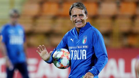 Dư âm Italia 2-1 Phần Lan: Nhờ Mancini, Azzurri đã hồi sinh