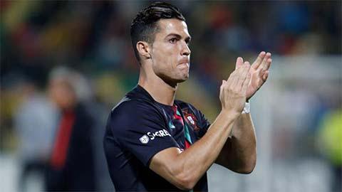 Ronaldo: 'Tôi không nghĩ về Quả bóng Vàng'