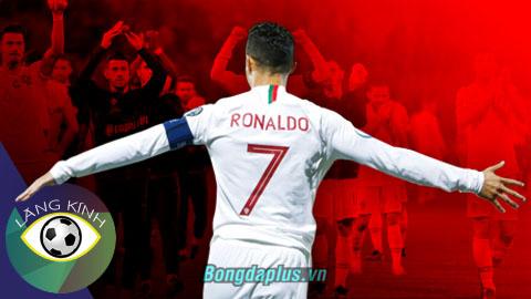 Lăng kính: Đừng vội quên Ronaldo