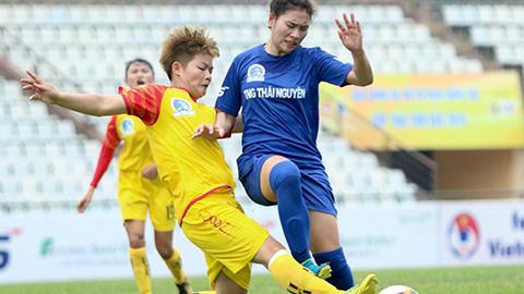 Vòng 9 giải nữ VĐQG 2019: Sơn La làm nên lịch sử
