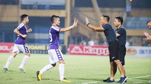 Hà Nội FC chưa nhận cúp nếu vô địch sớm