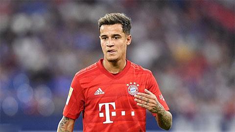 Coutinho chê không khí ở Liverpool không ấm cúng bằng Bayern
