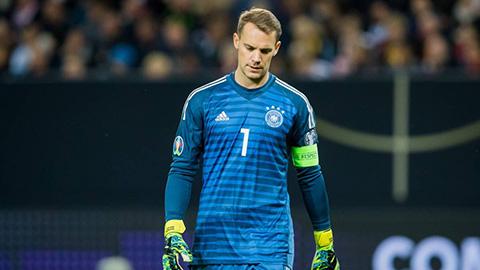 Neuer cân nhắc chia tay ĐT Đức sau EURO 2020