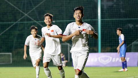 Vòng loại U16 châu Á 2020 - bảng H: U16 Việt Nam tiến gần đến VCK
