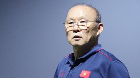 'Thầy Park yêu cầu rất cao ở hàng tiền vệ'