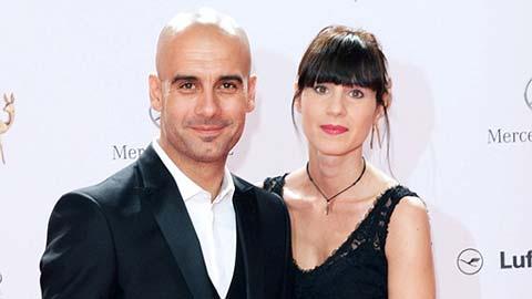 Vợ Guardiola về Tây Ban Nha sau 3 năm ở Anh