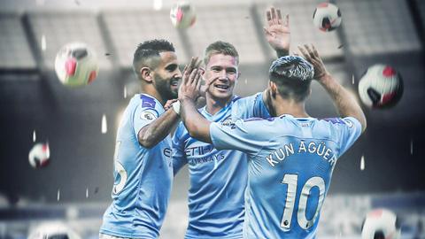 Man City: Thắng 8-0 và lập 10 cột mốc khó quên