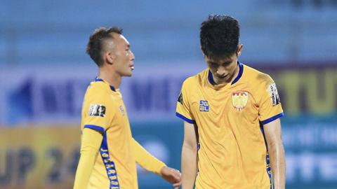 Cuộc đua trụ hạng V.League: Sông Mã xa rồi…