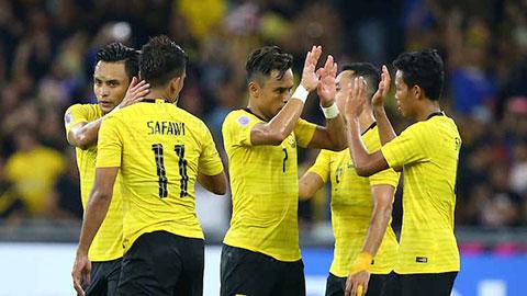 """Malaysia mang dàn """"hảo thủ"""" đấu với ĐT Việt Nam"""