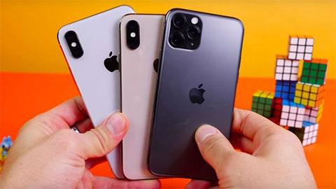 iPhone 11 Pro bất ngờ để thua iPhone XS về tốc độ chạy ứng dụng