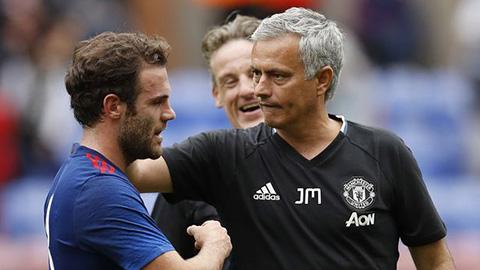 Gia đình Mata từng 'sống trong sợ hãi' khi Mourinho làm HLV M.U