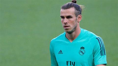 Không chấn thương, Bale vẫn lỡ trận Real vs Osasuna
