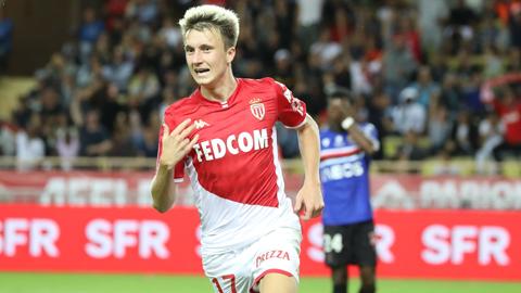 Monaco thắng trận đầu: Sự trở lại của Golovin
