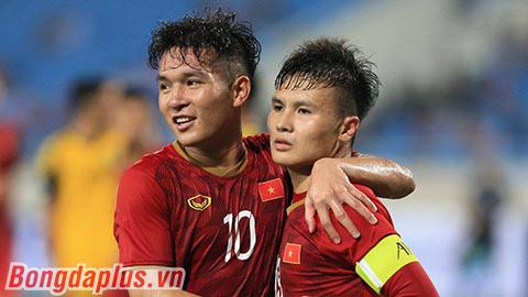 Lịch thi đấu U23 Việt Nam tại VCK U23 châu Á