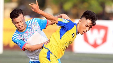 Cầu thủ phủi lần đầu tiên tranh tài ở giải ngoại hạng tầm quốc gia