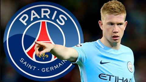 De Bruyne được khuyên rời Man City sang PSG vì lý do không ngờ
