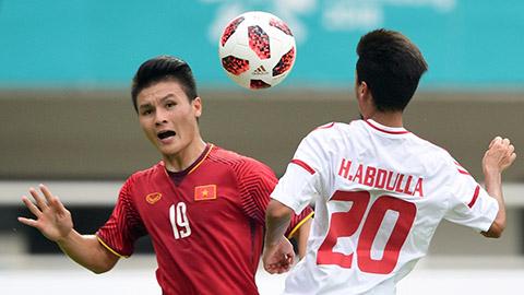 Đội bị xếp… yếu nhất cạnh tranh với U23 Việt Nam tại U23 châu Á 2020