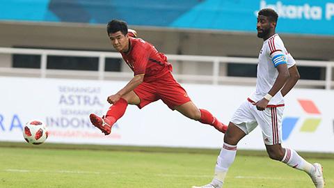 U23 Việt Nam 10 năm không thắng các đội bảng D