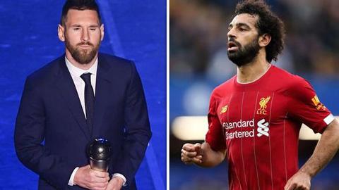 FIFA giải thích sự cố phiếu bầu The Best của Messi và Salah