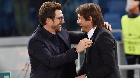 Eusebio và Conte, cùng tuổi nhưng khác phận