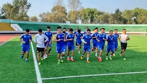 Hà Nội FC bất ngờ vì điều kiện ở Triều Tiên không như tưởng tượng