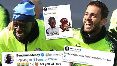 Mendy vào cuộc giúp Bernardo Silva thoát án treo giò 6 trận