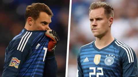 So sánh Stegen vs Neuer từ mùa 2016/17: Ai mới xứng số 1 nước Đức