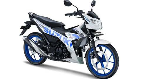 Suzuki Raider 2021 ra mắt với nhiều cải tiến, Yamaha Exciter 150, Honda Winner X 'phát hoảng'