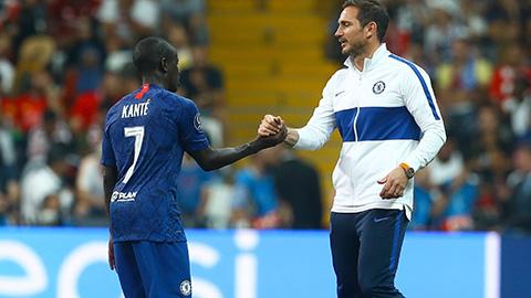Lampard ngao ngán tiền sử chấn thương hoành tráng của Kante