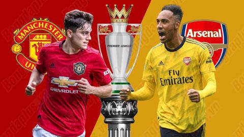 Soi kèo, dự đoán tỷ số bóng đá ngày 30/9: Đại chiến Man United vs Arsenal