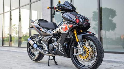 Honda Winner X độ tuyệt đẹp, khiến Yamaha Exciter 150 2019 'khóc thét'