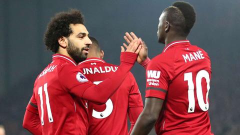 Huyền thoại Liveprool khuyên Klopp giải quyết vấn đề của Salah và Mane