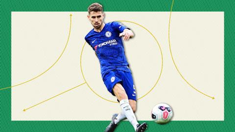 Jorginho - từ cà chua thối đến thủ lĩnh của Chelsea