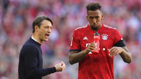 Bayern: Khi khó có Boateng