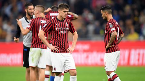 Đây là Milan tệ nhất trong lịch sử