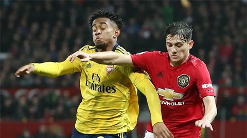 5 điểm nhấn không thể bỏ lỡ ở trận M.U 1-1 Arsenal
